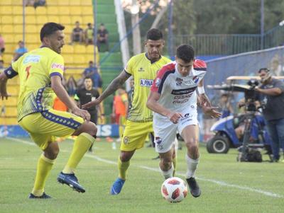 Capiatá y Nacional se estancan con un empate sin goles