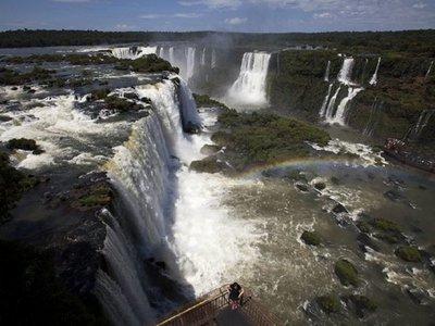 Denuncian a agencia por extravío de niño en Cataratas de Foz de Iguazú