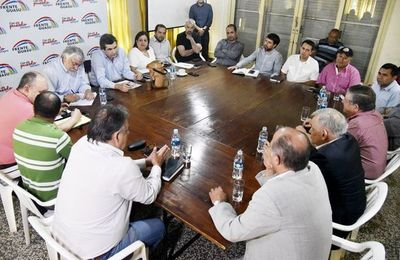 Frente Guasu y Feprinco mantienen inédito diálogo