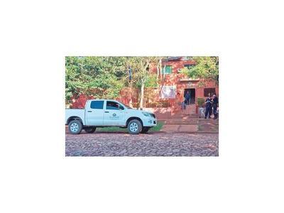 Anticorrupción  interviene la Comuna de Mayor Otaño