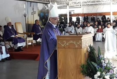 Monseñor reclama desigualdades y pide justicia para todos