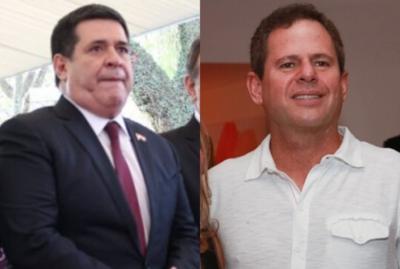 """Abren investigación a Horacio Cartes por el operativo """"Patrón"""""""