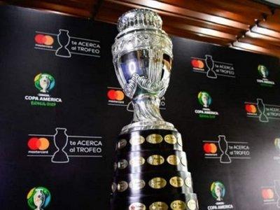 Se sortean los cruces de la Copa América 2020