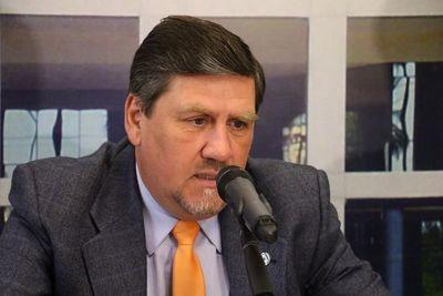 """Blas Llano justificó la custodia policial de políticos, pero acotó que debe ser """"lo mínimo y lo justo"""""""