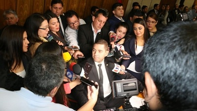 Pérdida de investidura de Ulises Quintana es inminente, según Pedro Alliana