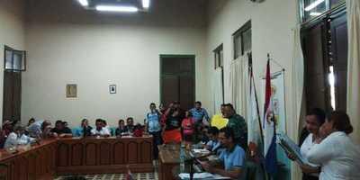 Eligen nueva mesa directiva de Junta Municipal