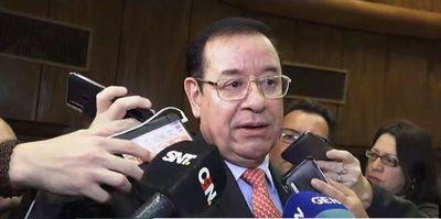 Juez rechaza pedido del diputado Miguel Cuevas
