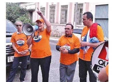 Comisión Escrache pide informe sobre situación de políticos en juzgados del Interior