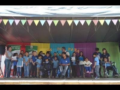 ITAPÚA CONMEMORÓ EL DÍA INTERNACIONAL DE LAS PERSONAS CON DISCAPACIDAD