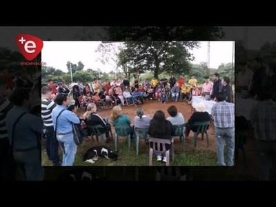 DESTACAN AÑO PRODUCTIVO PARA LA ORGANIZACIÓN EN BARRIOS