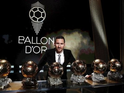"""Messi: """"Cuando Cristiano me igualó a Balones de Oro me dolió un poco"""""""