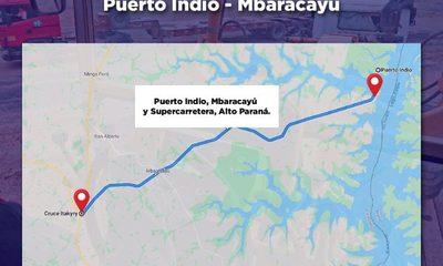 MOPC confirma cambio de financiamiento, y dicen que situación no postergará asfaltado de Puerto Indio