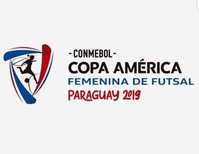 Copa América Femenina de Futsal en Paraguay desde el 13 de diciembre