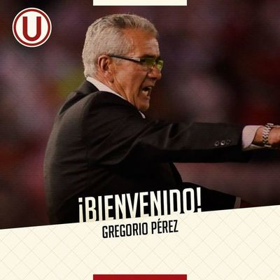 Gregorio Pérez dirigirá al Universitario