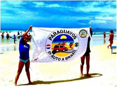¿En auto a Brasil? Como un pequeño grupo se volvió una 'hermandad'