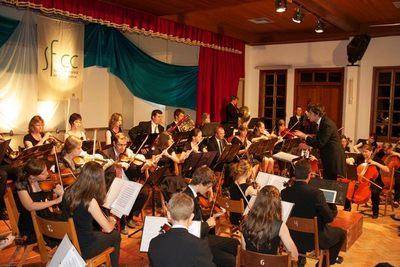 Sociedad Filarmónica del Chaco invita al concierto navideño