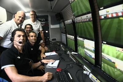 El VAR debuta en la final de la Copa Paraguay