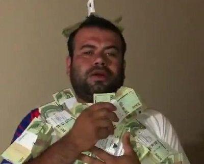 """SEPRELAD debe determinar origen del dinero """"donado"""" a precandidato de Karapaí"""