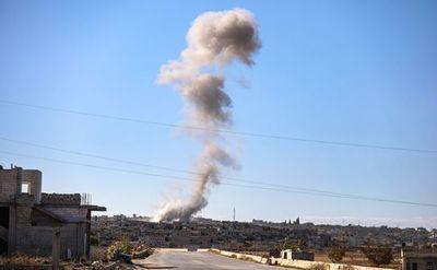 Suben a 44 civiles muertos el lunes en Siria
