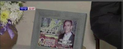 Murió a 4 cuadras de su casa