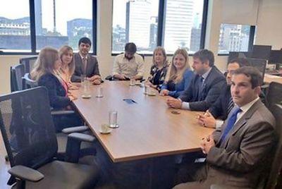 En Brasil, valoran cooperación con Fiscalía paraguaya en caso Messer