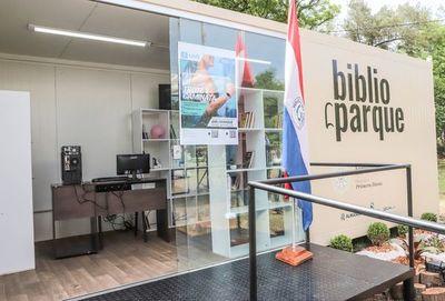 Biblioparques, una nueva propuesta para los lectores