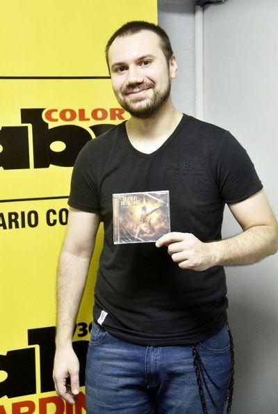 Adrián Benegas: renacer musical