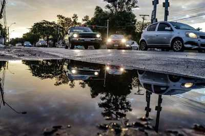 Anuncian una jornada inestable con probabilidad de lluvias y tormentas eléctricas