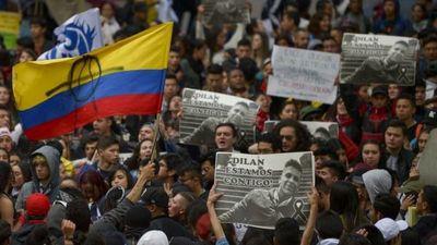 Colombia vive su tercera huelga nacional en contra del Gobierno de Iván Duque