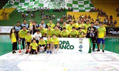 Kyrios Sport es nuevamente finalista