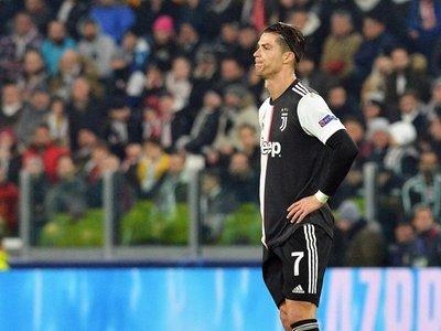 Juventus arropa a Cristiano