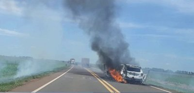 Cuatro personas abatidas tras enfrentamiento en frontera Brasil-Paraguay