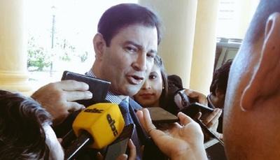 Beto Ovelar tildo de irresponsable a Diputados por aprobar presupuesto inflado