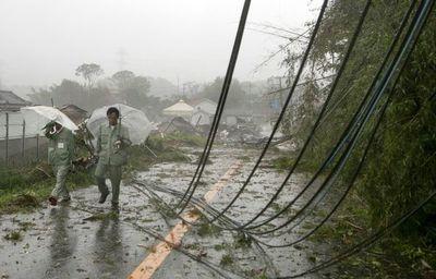 Las catástrofes climáticas aumentan sin distinguir entre países ricos y pobres