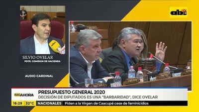Presupuesto General 2020