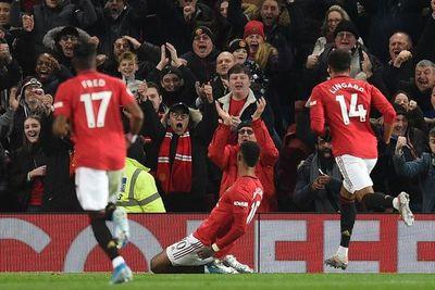 El United se venga de Mourinho