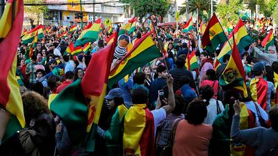 """Bolivia le promete al Mercosur las elecciones """"más limpias"""" de su historia"""