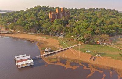 Lago Ypacaraí: Con drones detectarán contaminantes