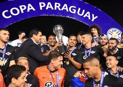 Goles: Libertad es el campeón de la Copa Paraguay 2019