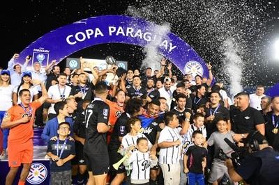 Libertad es nuevo campeón de la Copa Paraguay