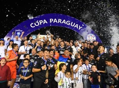 Libertad Campeón de la Copa Paraguay