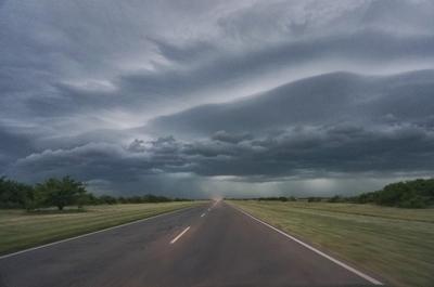 Jornada lluviosa en el Chaco