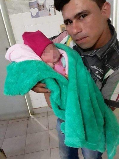 Roban una bebé recién nacida del Hospital de Curuguaty