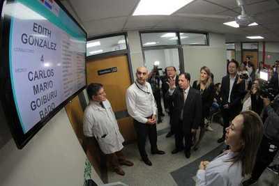 Hospital San Pablo cuenta desde hoy con sistema para agendar, fichar y emitir recetas electrónicas