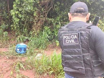 Familiares de joven desaparecido van a ver los restos encontrados en un tambor