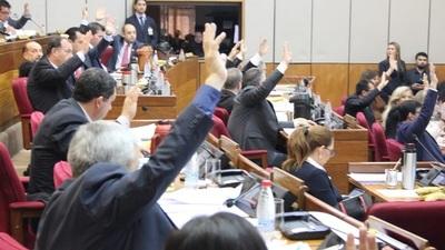 Las 2 bancadas del PLRA ratificarían versión Senado del PGN2020