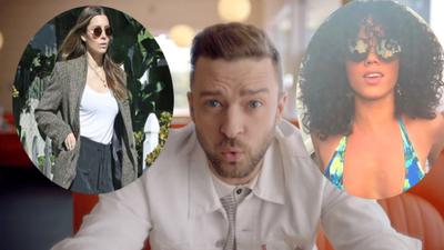Justin Timberlake se disculpa públicamente con su esposa luego del escándalo con su co-protagonista