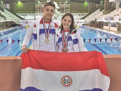 Paraguay, con medallas y victorias resonantes