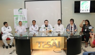 Fundación Tesãi reactiva Centro Cardiovascular en el Hospital del Área 2