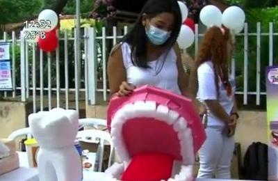 Jornada de prevención del cáncer oral